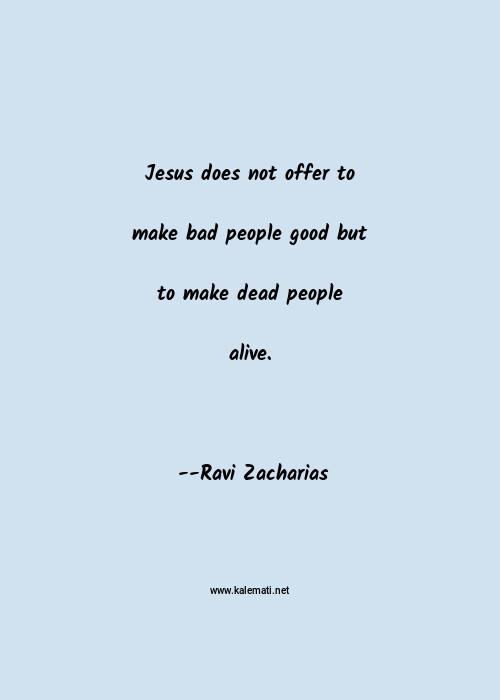 Zacharias quotes ravi 151 Best